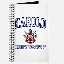 HAROLD University Journal