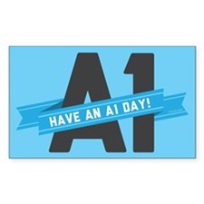 A1Day Decal