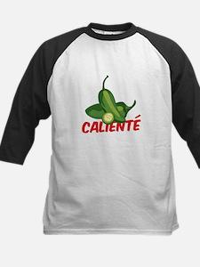 Caliente Jalapeno Baseball Jersey