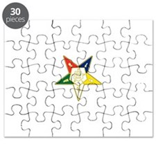 Cute Order eastern star Puzzle