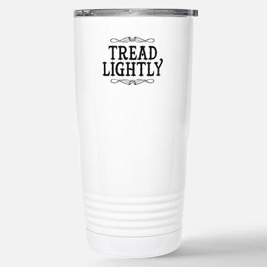 Breaking Bad: Tread Lig Stainless Steel Travel Mug