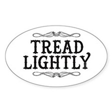 Breaking Bad: Tread Lightly Decal