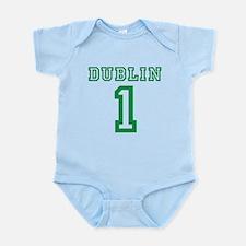 DUBLIN #1 Infant Bodysuit