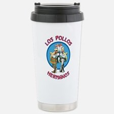 Los Pollos Hermanos Stainless Steel Travel Mug