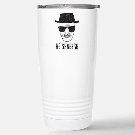 Heisenberg Stainless Steel Travel Mug