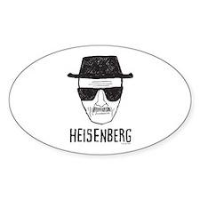 Heisenberg Decal