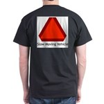 Slow Moving text 10x10 transparent bg.png T-Shirt