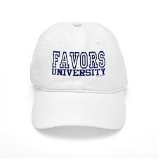 FAVORS University Baseball Cap