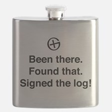 Been there found that log Flask