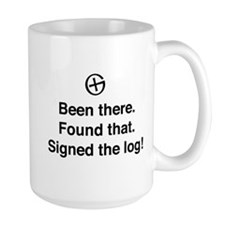 Been there found that log Mugs