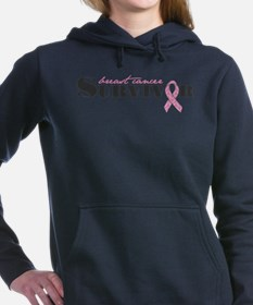 Breast cancer Women's Hooded Sweatshirt