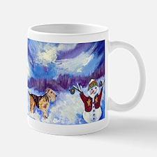 Airedale Small Small Mug