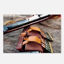 Sniper Rifle Postcards (Package of 8)