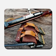 Sniper Rifle Mousepad