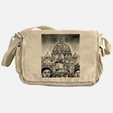 Pope Benedict XVI Messenger Bag
