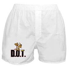 Piss on DOT Boxer Shorts