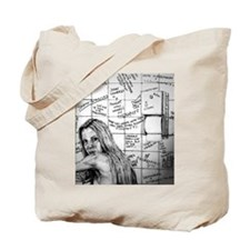 Ann Coulter Tote Bag