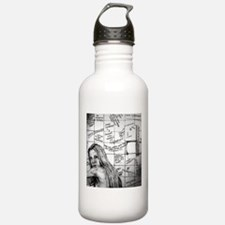 Ann Coulter Water Bottle