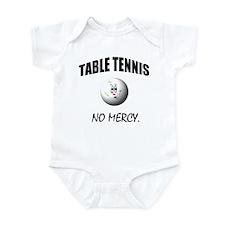 Cute Fun tennis Infant Bodysuit
