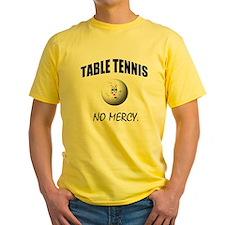 Cute Table tennis T