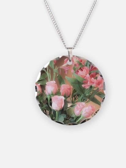 Rose Bouquet 2 Necklace