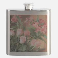 Rose Bouquet 2 Flask