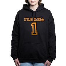 FLORIDA #1 Women's Hooded Sweatshirt