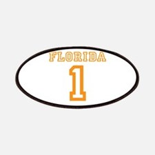 FLORIDA #1 Patches