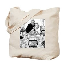 Modern Etiquette Tote Bag