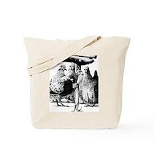 Geico Lizard Tote Bag