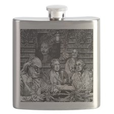 Founding Fathers Flask