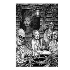 Founding Fathers Postcards (Package of 8)