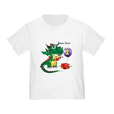 Dragon 2nd Birthday T