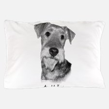 Airedale Terrier Pillow Case