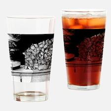 Night Rounds Drinking Glass