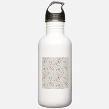 Colored Sprinkles Water Bottle