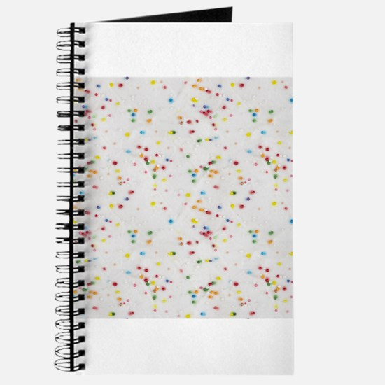 Colored Sprinkles Journal