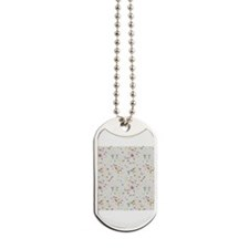 Colored Sprinkles Dog Tags