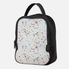 Colored Sprinkles Neoprene Lunch Bag