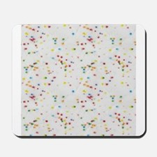 Colored Sprinkles Mousepad