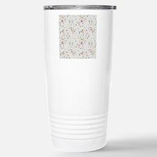 Colored Sprinkles Stainless Steel Travel Mug