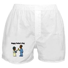 Happy Father's Day 2 Boxer Shorts