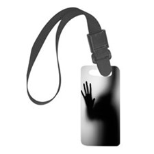 Ghost Hand Luggage Tag