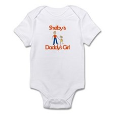 Shelby is Daddy's Girl Onesie