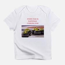curling Infant T-Shirt