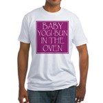 Yogi-Bun in Oven Fitted T-Shirt
