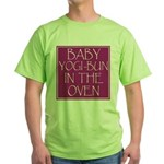 Yogi-Bun in Oven Green T-Shirt