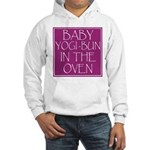 Yogi-Bun in Oven Hooded Sweatshirt