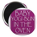 Yogi-Bun in Oven Magnet