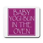 Yogi-Bun in Oven Mousepad